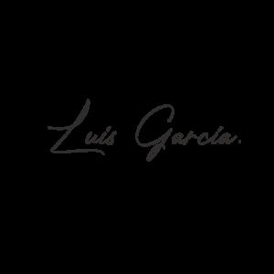 Firma Dr. Luis Gonsaga García López. Dr. Luis Gonzaga García López .Dr. Luis García López.